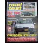 Road Test 72 10/96 Citroen Zx 1.8i Fiat Tipo 1.6 Mpi