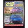 Road Test 87 1/98 Toyota Corolla Gli 1.6 Peugeot 106 Xr