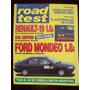 Road Test 55 5/95 Renault 19 1.6i Ford Mondeo 1.8 Kia Sephia