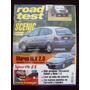 Road Test 91 5/98 Renault Scenic Fiat Marea Hlx 2.0 Corvette