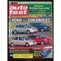 Auto Test 146 12/02 Chevrolet Corsa Ford Fiesta Fiat Stilo