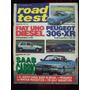 Road Test 62 12/95 Fiat Uno Diesel Peugeot 306 Xr Saab Cabri