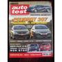 Auto Test 164 6/04 Peugeot 307 Renault Laguna 2.0/16v