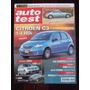 Auto Test 155 9/03 Citroen C3 1.4 Hdi Nissan 350 Z