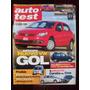 Auto Test 213 7/08 Vw Gol Fiar Siena Renault Kangoo