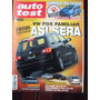 Auto Test 185 3/06 Vw Fox Familiar Fiat Idea Hlx 1.8 Mondeo