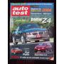Auto Test 158 12/03 Bmw Z4 Chevrolet Meriva Bmw Serie 5