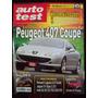 Auto Test 194 12/06 Peugeot 407 Coupe Honda Civic