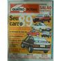 Revista Quatro Rodas N 10 Año 1988 Seu Carro 89 Servicio