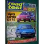 Revista Road Test 87 Toyota Corolla Peugeot Fiat Audi Polo