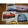 Folleto Catalogo Volkswagen Golf