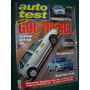 Revista Auto Test 95 Gol Diesel Chevroley Blazer Ford Nissan