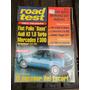 Revista Road Test Nº 90 Focus Palio Base Audi A3 Mb E300