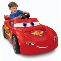 Auto A Batería Disney Cars Rayo Mcqueen