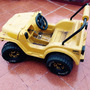 Jeep Bateria Power Wheels Usa Marcha Delante Atras 6v