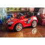 Auto A Bateria Audi Con Control Remoto Para Padres