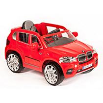Auto Coche A Bateria Bmw 6 V C/ Control Mp3 Kiddy Babymovil