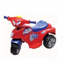 Moto Hallo Boy 3 Ruedas Biemme A Bateria Nene Casa Valente
