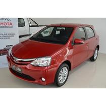 Toyota Etios 1.5 0km 5 Puertas Nuevo Plan De Ahorro