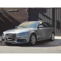 Audi A4 Avant 2.0 Tdi At - Unica Por Su Equipamento!