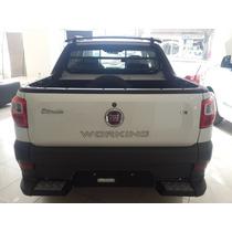 Fiat Strada Working 3 Puertas Full !!oferta!! De Contado Lz