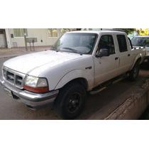 Ford Ranger 4x4 Doble Tracción Doble Cabina