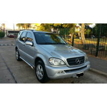 Mercedes Benz Ml 350 2004 160.000km -impecable!-
