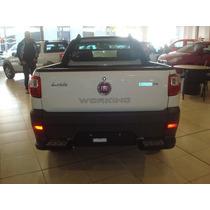 Fiat Strada Working Anticipo O Tu Usado Entrega Rapida