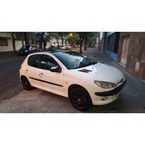 Peugeot 206 Xt Premium Tiptronic!!! Vendo O Permuto!!