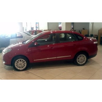 Fiat Grand Siena Attractive 1.4 0km, Ancticipo Y Cuotas!!!
