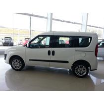 Fiat Doblo Active 7 Asientos 1.4 16v 0km, Anticipo Y Cuotas.