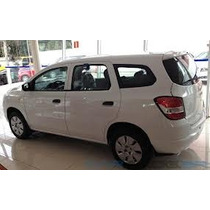 Chevrolet Spin Lt 5 Asient 0km 2015 Ant $ 57640 C/s Interes