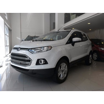 Ford Ecosport $42.000 Y Cuotas Plan Nacional 2015!!