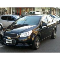 Aveo 2012 Gnc Negro G3 Ls