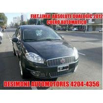 Fiat Linea Absolute Duologic 2012 Automatico