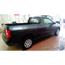 Vw Saveiro 1.6 Nafta Cabina Simple 0km My15 Desc Efectivo