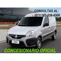 $35000 De Anticipo Y Cuotas S/interes Financia Renault En $