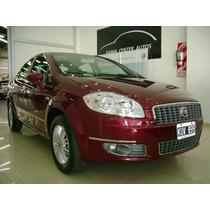 Fiat Linea 1.9 16v Essence Dualogic Nuevo Gamacenter