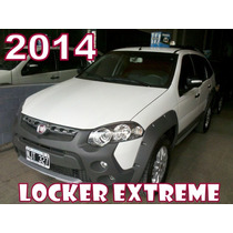 Palio Weekend Adventure Locker Extreme 2014 Blanca