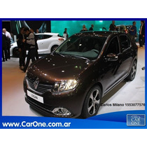 Nuevo Logan Antic $ 15000 Y Ctas S/interes Car One