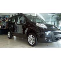Fiat Qubo Active 1.4 5 Asientos 0km...anticipo Y Cuotas!!!