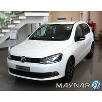 Vw Volkswagen Gol Trend 5ptas - Oportunidad - Financiado M