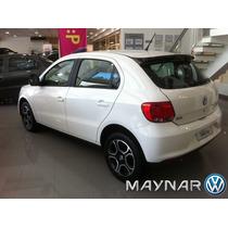 Vw Volkswagen Gol Trend 5ptas - Oportunidad - Financiado F
