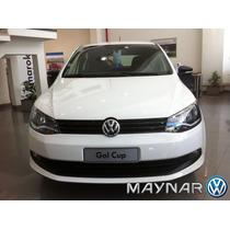 Vw Volkswagen Gol Trend 5ptas - Oportunidad - Línea 2015 - J