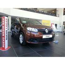 Renault Diaz !!! Nuevo Logan Authent Marzo -stock-(jch)