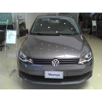 Volkswagen Voyage 1.6 Cl Plus %100 Financiado Plan Nacional