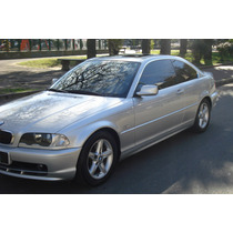 Coupe Bmw 328 Ci Mod 2000 Igual A 0 Km Impecable!! Titular