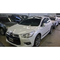 Citroen Ds4 2012 Blanco 1.6thp Permuto Financio