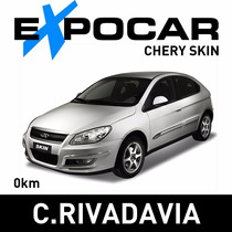 Auto Chery Skin 1.6 Sedan - Financiación Expo Car