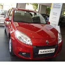 Renault Sandero-anticipo $12.000-financia Fabrica S/ Interes